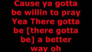 AKON - GHETTO LYRICS -