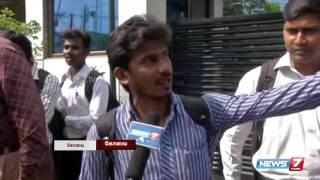 'Kongu Ilaignar Peravai' brutally attacks public in Coimbatore | News7 Tamil width=