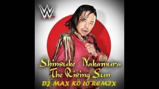 Shinsuke Nakamura - The Rising Sun (DJ MAX KO LO REMIX)