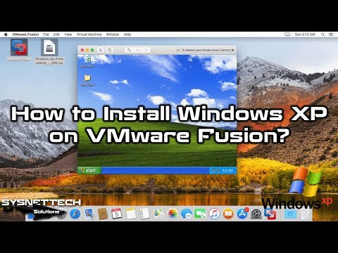 Windows XP Setup Video