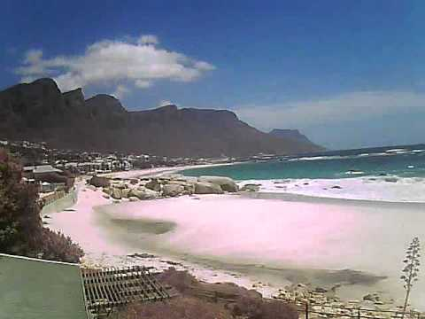Timelapse Video – Glen Beach & Camps Bay – 10/01/2011