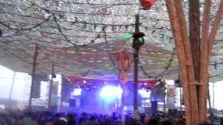 Abomination - The Exploding Man (Vs Azax Syndrom) Live @ Freedom Festival 2009