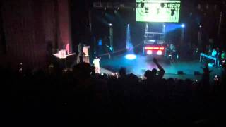 Rick Ross hammersmith live- Aston Martin music