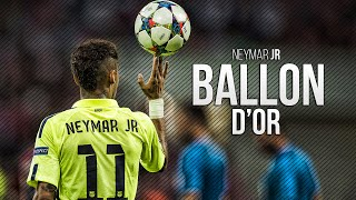 Neymar Jr ● Ballon D'or 2015 ● Goals & Skills HD