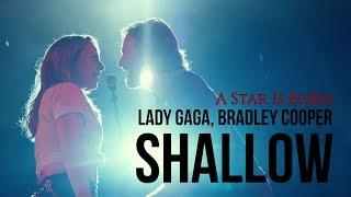 ► Shallow《擱淺帶》- Lady Gaga & Bradley Cooper_ A Star Is Born Soundtrack 中英字幕