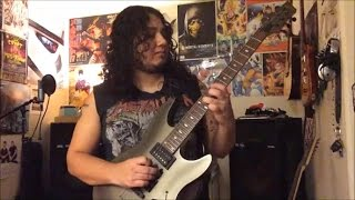 Black Sabbath - Iron Man (Guitar Solo Cover)