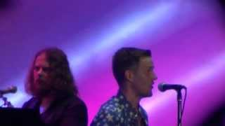 The Killers - Somebody Told Me - live at Park Live Moscow 29.06.2013