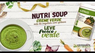 Nutri Soup Creme Verde   Leve, Fresco, Verde