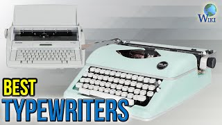 5 Best Typewriters 2017