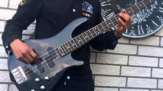 Coldplay - O (Fly on) (Bass Cover)