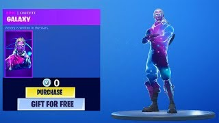 HOW TO GET SKINS FOR FREE IN FORTNITE! (Gifting System)