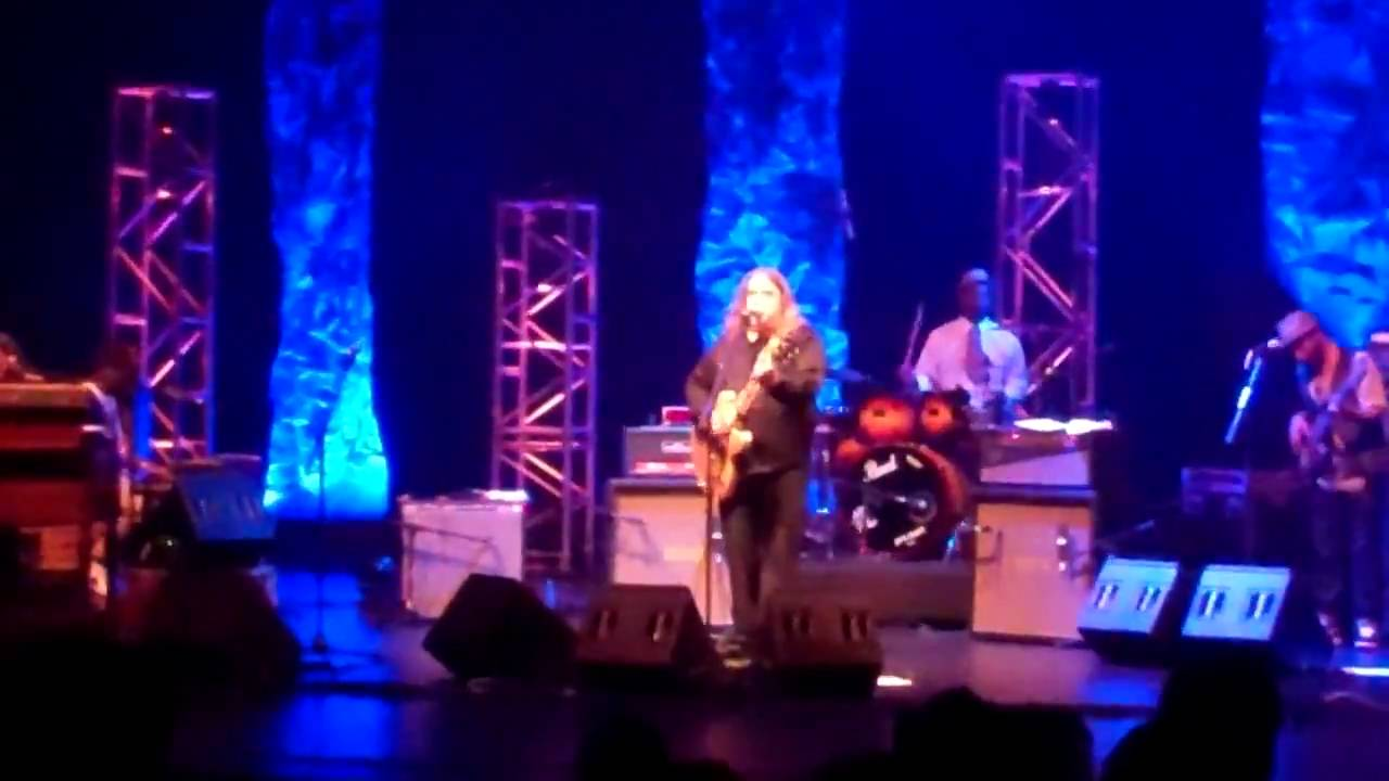 warren haynes at mahalia jackson theatre