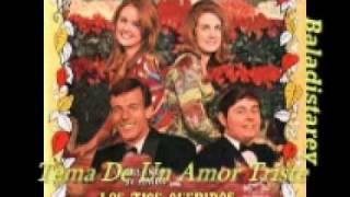 Tema De Un Amor Triste Los Tios Queridos.wmv