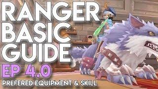 Download video: RANGER JOB CHANGE QUEST (RAGNAROK MOBILE 3D)