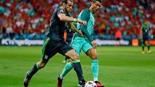 Portugal 2 x 0 Gales – Gols EURO 2016