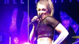Rachel Platten and Andy Grammer- Hey Hey Hallejuah Live in NYC