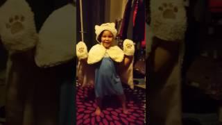 Kitty Dance .... meow meow