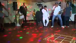 C'R feat Caracas MC, el Bebe pernia cantando en el Garden 2 (Mi House Recors)