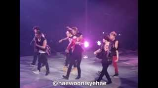 130601 Fancam SS5INA Donghae Focus Super Junior - Shake It Up