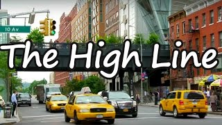 The High Line in New York City