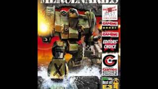 Mechwarrior 4: Mercenaries Soundtrack - Next Move