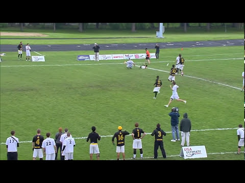 Video Thumbnail: 2013 College Championships, Men's Final: Pittsburgh vs. Central Florida