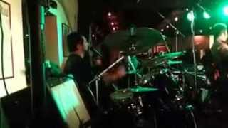 AC\DC - Hells Bells Cover by Sin City drummer cam