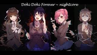 doki doki forever nightcore