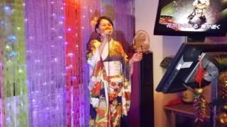歡迎莊雅雯小姐為大家演唱日本歌曲~目ン無い千鳥~