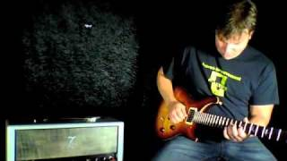 PRS Custom 24 Experience 2010 and Dr. Z Z Wreck Demo