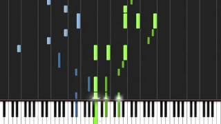 Vampire Knight  Opening piano tutorial