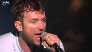 Blur - I Broadcast - Live at Zénith, Paris, France (2015) Part [11/23]