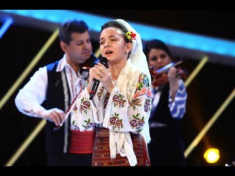 Bianca Sutu cântă muzică populară la Next Star