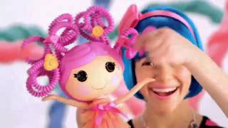 LALALOOPSY Silly Hair Commercial