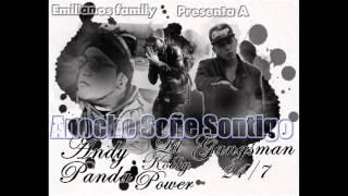 Lil Kobby Power Ft. Andy Panda & Gangsman 24-7 - Anoche Soñe Contigo
