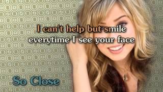 Jennette McCurdy   So Close Karaoke  Instrumental + Free mp3 download!