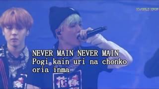 BTS Never Mind - Suga - Pronunciacion - C. Coreanas como Suenan - Easy Lyrics