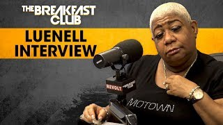 Luenell Gets Nasty On The Breakfast Club, Talks Insta-Comics, Wendy Williams + More width=