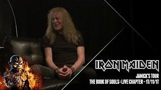 Iron Maiden - Janick's Tour