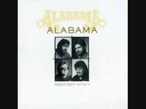 Alabama - Lady Down On Love Chords - Chordify