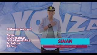 SINAN in France - 23.12.2016.