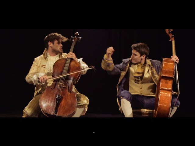 Video oficial de Thunderstruck de 2Cellos