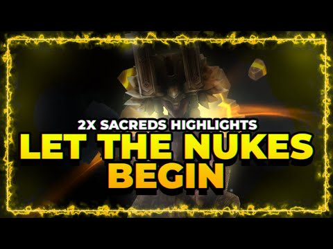 RAID | I WILL NUKE YOUR FACE! | 2x Sacred Highlights!