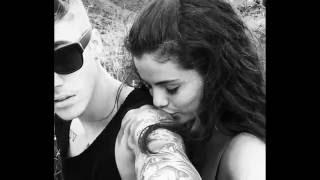 Justin & Selena | Because of you