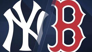 Benintendi walks it off for Red Sox win in 10: 8/5/18