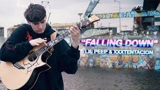 Lil Peep & XXXTENTACION - Falling Down - Fingerstyle Guitar Cover