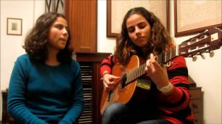 Hallelujah cover - Margarida e Mariana Biscaia