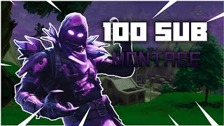 100 Sub Special, Robots - Fortnite Montage