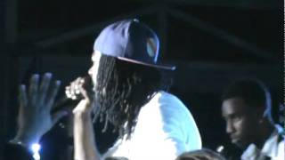 "Gyptian - ""I Can Feel Your Pain"" - Live from the Solarium, Toronto, ON - 06/19/10"