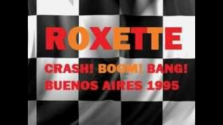 ROXETTE Live in Buenos Aires ´95 - Sleeping in my car!